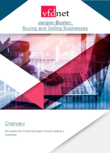 vfdnet Jargon Buster - Buying Selling Businesses.pdf